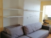 murphy-bed-sofa-bed with photo print